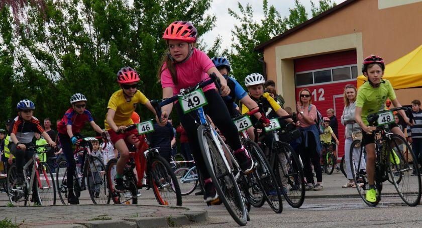 rowery i kolarstwo, Walczyli Puchar Wójta Gminy Szumowo [foto] - zdjęcie, fotografia