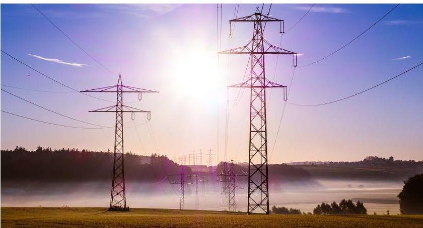 komunikat, Informacja planowanych przerwach dostawie prądu - zdjęcie, fotografia