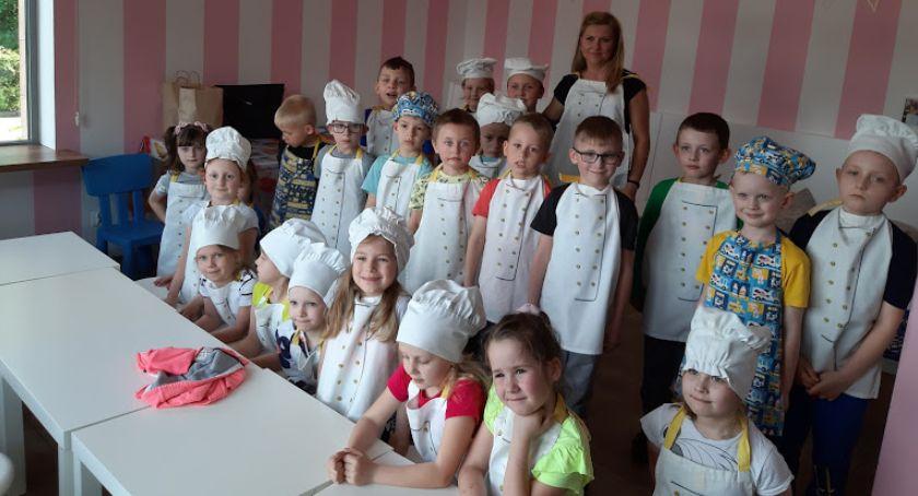 edukacja, Przedszkolaki wycieczce Białymstoku - zdjęcie, fotografia