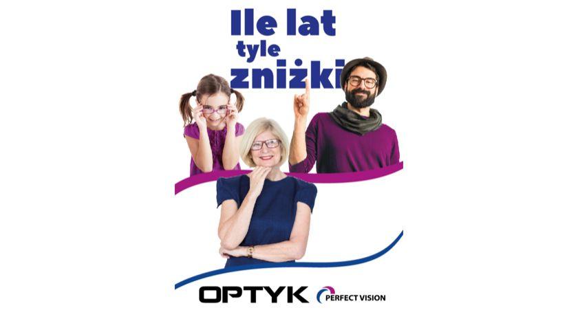 artykuł sponsorowany, promocji PERFECT VISION! - zdjęcie, fotografia