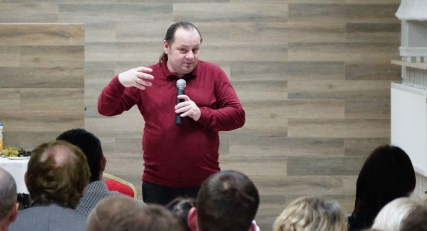 komunikat, początkach chrześcijaństwa opowie Leszek Korzeniecki - zdjęcie, fotografia