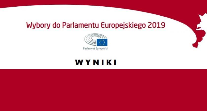 wybory europejskie, Wybory Europarlamentu mandaty naszego okręgu - zdjęcie, fotografia