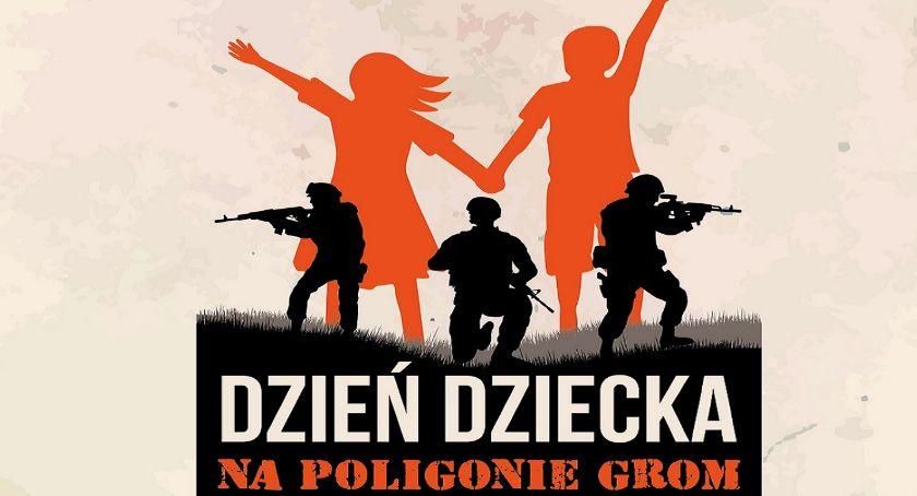 artykuł sponsorowany, Zapraszamy Dzień Dziecka poligonie - zdjęcie, fotografia