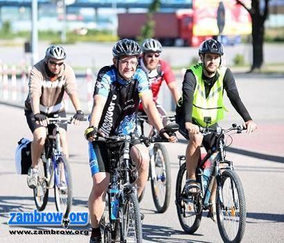 """rekreacja wypoczynek, miesiąc pierwszy """"Zambrów rowery 2018"""" Sprawdź harmonogram - zdjęcie, fotografia"""