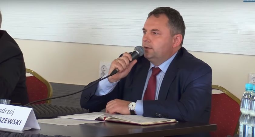 komunikat, Andrzej Mioduszewski prezesem - zdjęcie, fotografia