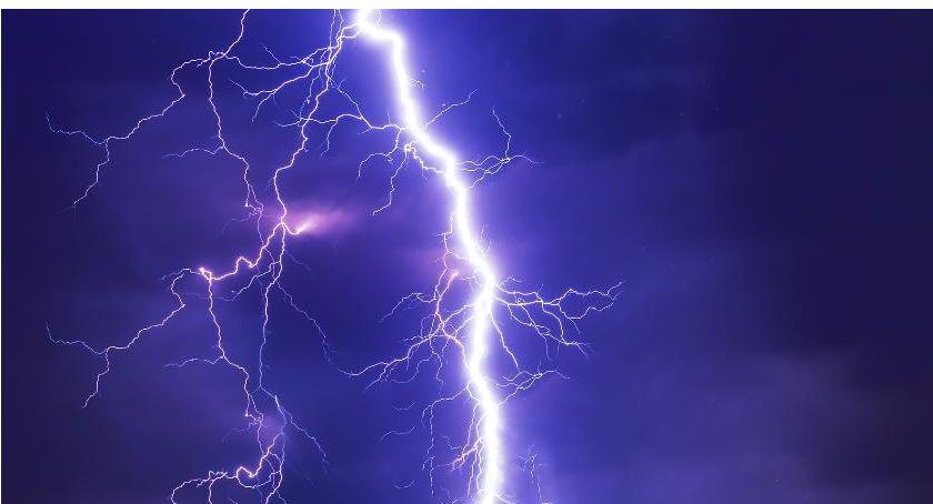 meteo, Może zagrzmieć popadać - zdjęcie, fotografia