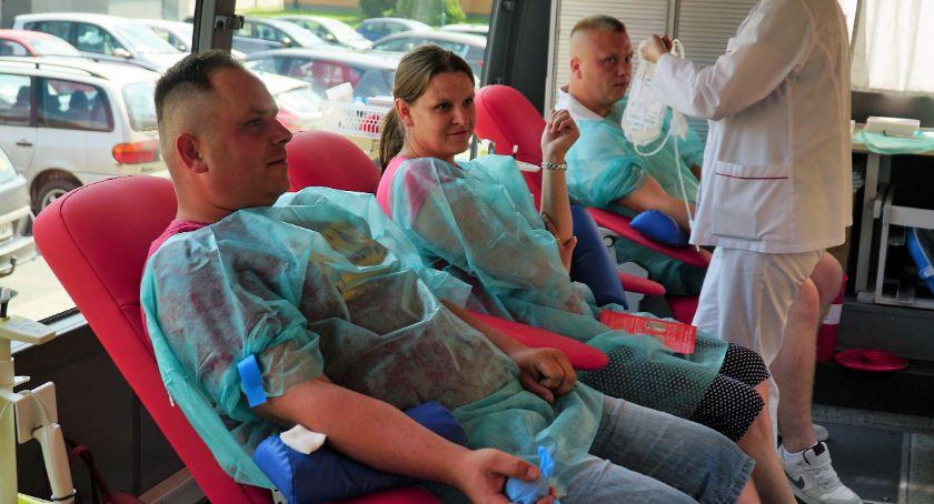 charytatywne wolontariat, Akcja MotoSerce [foto] - zdjęcie, fotografia