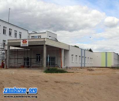 inwestycje, Zambrowski Szpital ponownie skorzysta dofinansowania - zdjęcie, fotografia