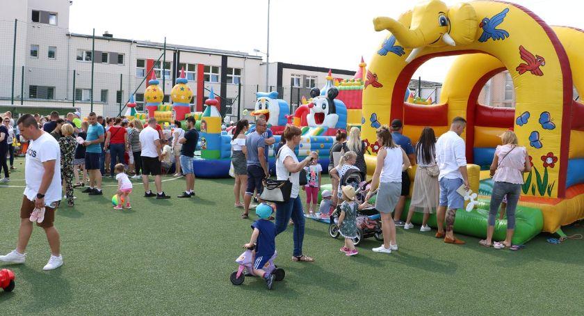 rekreacja wypoczynek, Dzień Rodziny Żłobku Miejskim [foto] - zdjęcie, fotografia