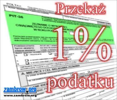 1% podatku, najwięcej zyskał podatku - zdjęcie, fotografia