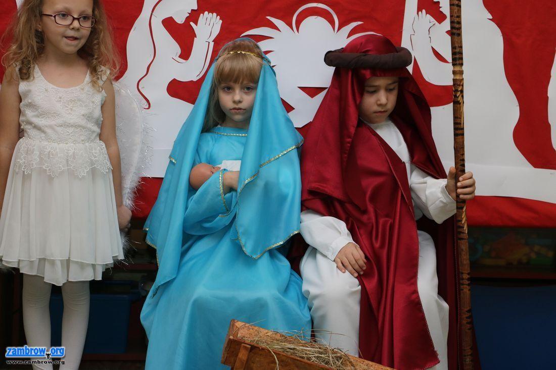 edukacja, Jasełka kolędy świąteczny nastrój [foto] - zdjęcie, fotografia