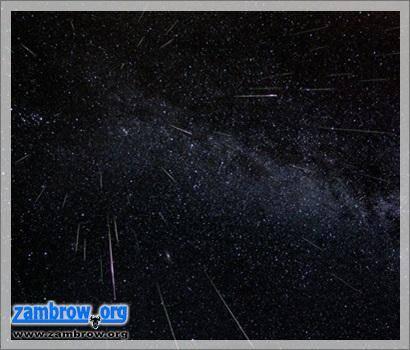 """meteo, przegap """"spadających gwiazd"""" - zdjęcie, fotografia"""