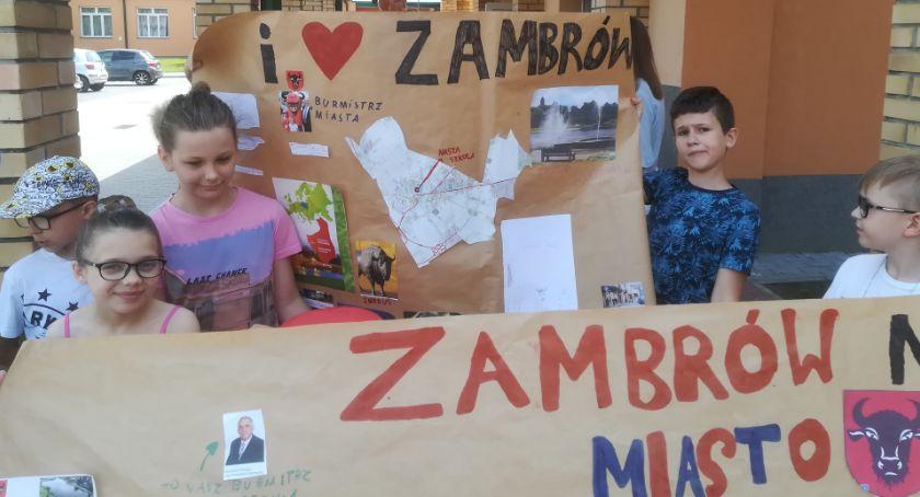 edukacja, miasto Zambrów! - zdjęcie, fotografia