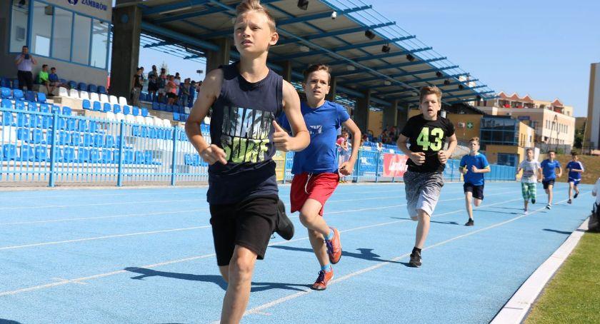 bieganie lekkoatletyka unihokej, Rywalizowali Memoriale Kusocińskiego [foto] - zdjęcie, fotografia