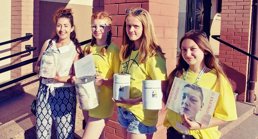 """charytatywne wolontariat, Pomoc Adriana zambrowskiej """"Trójce"""" - zdjęcie, fotografia"""