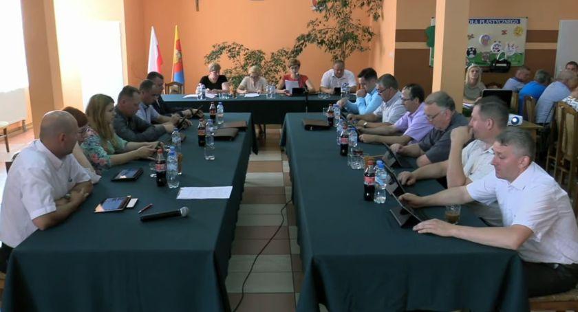 Rada Gminy Szumowo radni, sesja Gminy Szumowo [retransmisja] - zdjęcie, fotografia