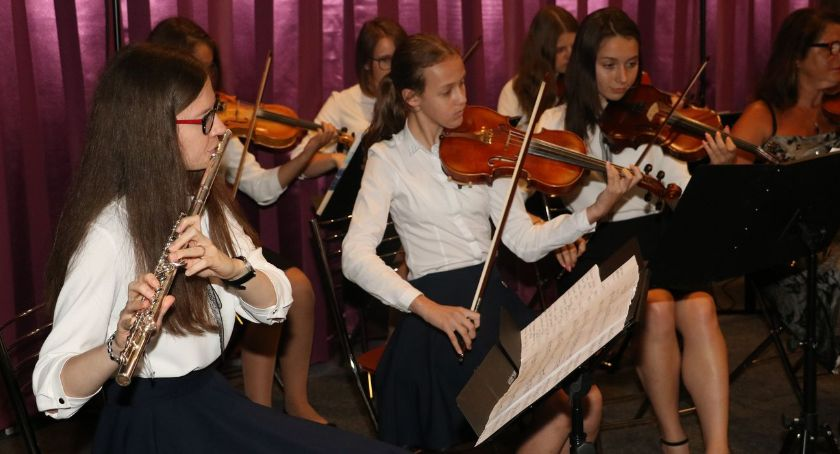 muzyka koncerty, Wiosenno letni koncert Cameraty [foto] - zdjęcie, fotografia