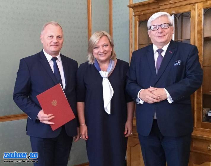 partie polityczne, Poseł Kołakowski nowym członkiem Służby Publicznej - zdjęcie, fotografia
