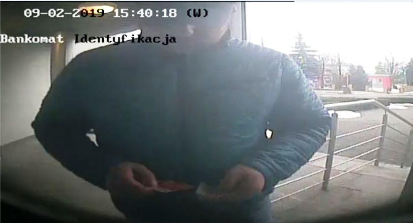 sprawy kryminalne, Uwaga! Poszukiwany sprawca kradzieży - zdjęcie, fotografia