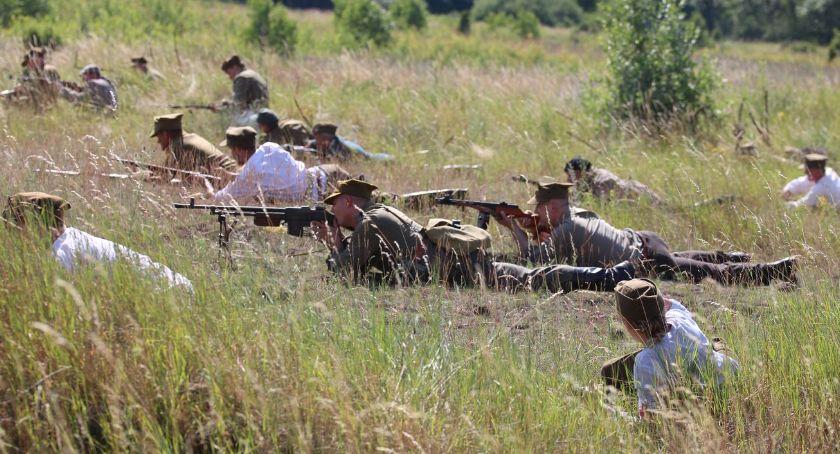 RIH Historia, Piknik Militarny Czerwonym Borze [foto] - zdjęcie, fotografia