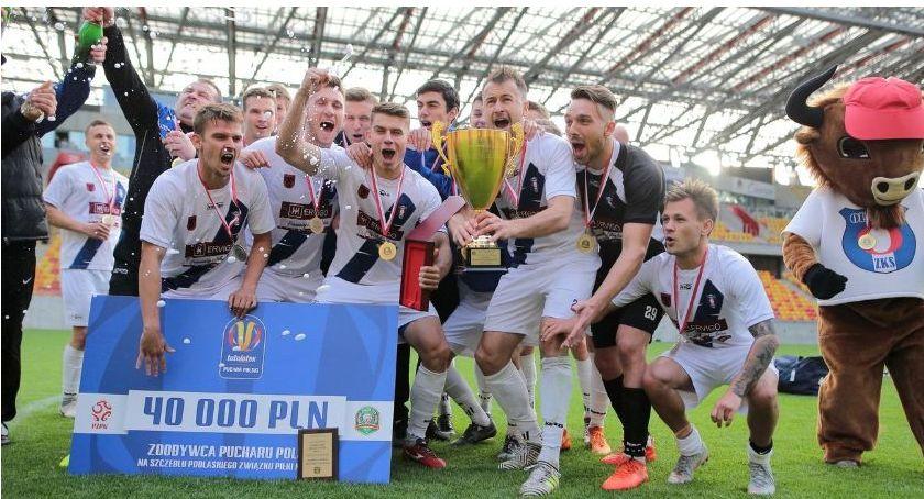 piłka nożna futsal, Podsumowanie Olimpii Zambrów sezonie 2018/2019 - zdjęcie, fotografia