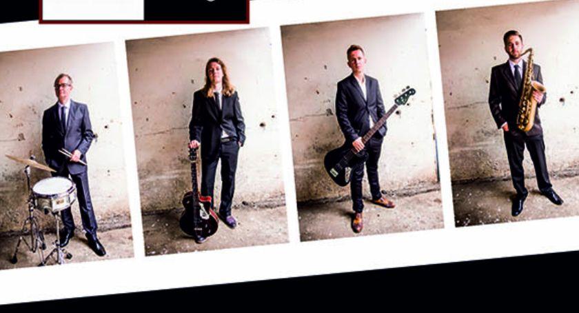 muzyka koncerty, Morte Plays jazzowy kwartet Zambrowie! - zdjęcie, fotografia