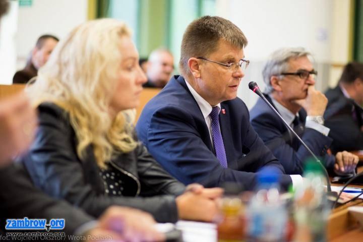 samorząd, Temat inkorporacji podlaskich obradach Sejmiku [video] - zdjęcie, fotografia