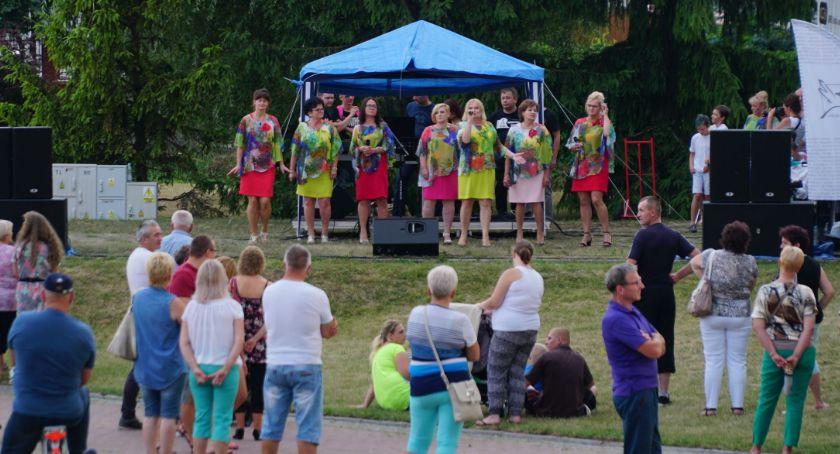 muzyka koncerty, Zambrowianie bawili zalewem [foto] - zdjęcie, fotografia