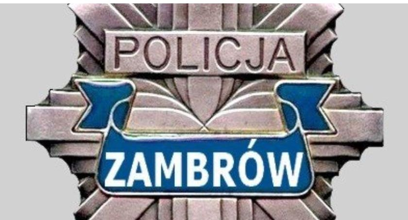 policja, Zambrowscy policjanci zapraszają otwarte - zdjęcie, fotografia
