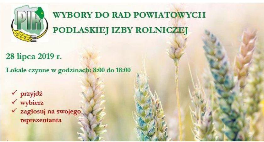 rolnictwo, Znamy kandydatów Powiatowej Podlaskiej Rolniczej powiecie zambrowskim - zdjęcie, fotografia