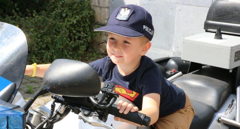 policja, otwarte zambrowskiej komendzie policji [foto] - zdjęcie, fotografia