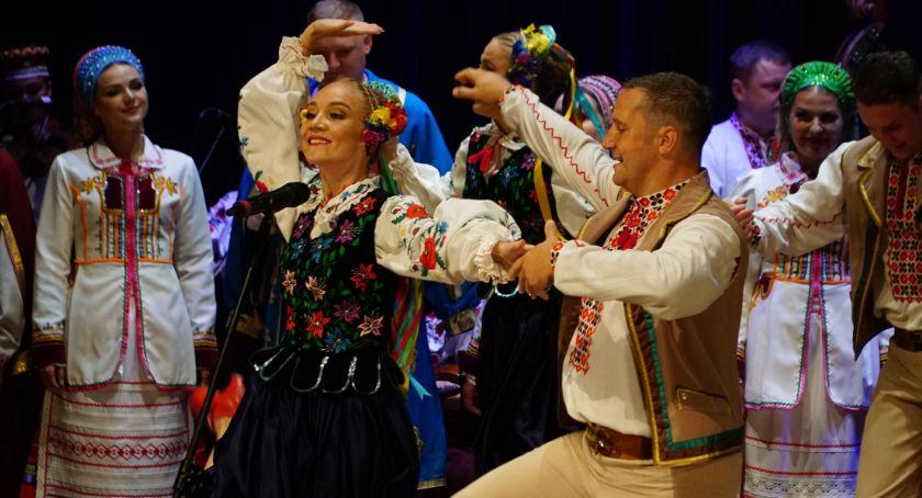 muzyka koncerty, Volynskyi Narodnyi Ukrainy wystąpił Centrum Kultury [foto] - zdjęcie, fotografia