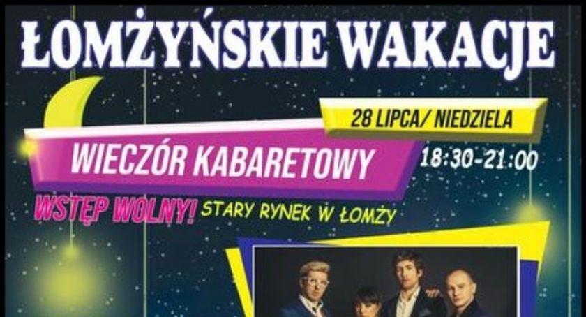 kino film teatr, Łomża zaprasza kabarety - zdjęcie, fotografia