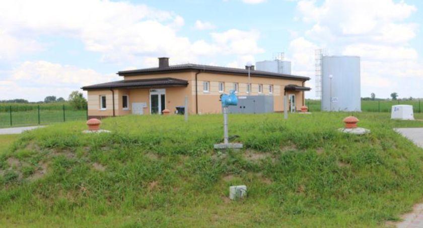 inwestycje, kranów popłynęła lepsza Zakończono przebudowę stacji uzdatniania Srebrnym Borku - zdjęcie, fotografia