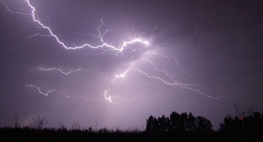 meteo, Będą upały burze - zdjęcie, fotografia