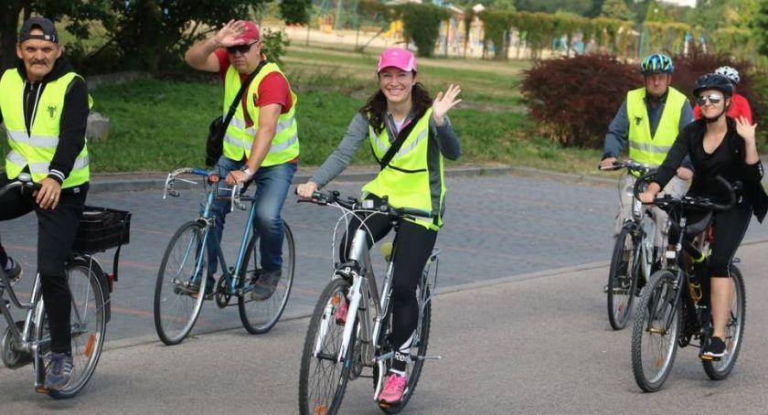 rowery i kolarstwo, najbliższą niedzielę rowerzyści pojadą Wygody - zdjęcie, fotografia