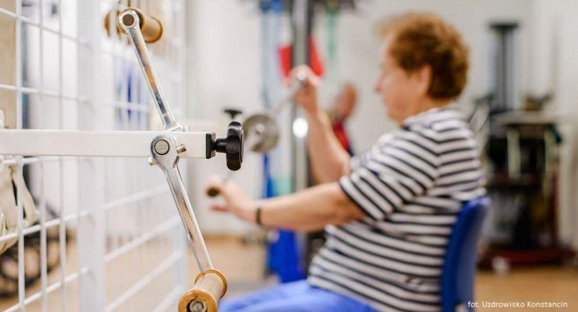 zdrowie i uroda, testuje sanatorium osób uszkodzeniem ośrodkowego układu nerwowego - zdjęcie, fotografia