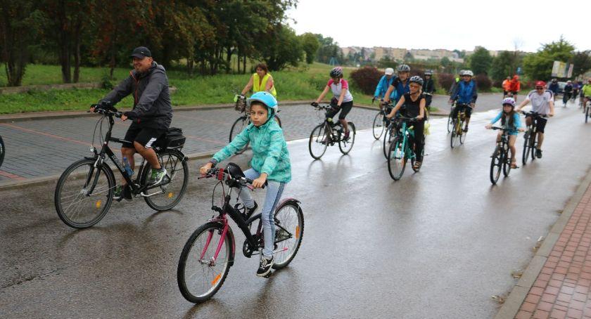rowery i kolarstwo, Rowerzyści udali Wygody [foto] - zdjęcie, fotografia