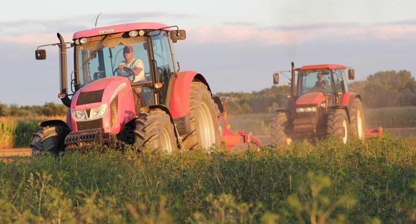 rolnictwo, nabór wniosków zwrot akcyzy napędowy - zdjęcie, fotografia