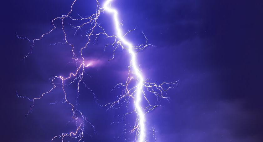 meteo, Mogą burze gradem porywisty wiatr - zdjęcie, fotografia