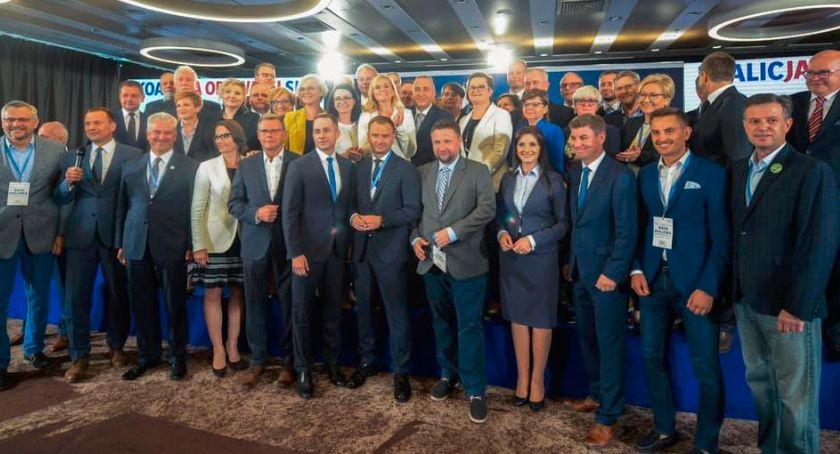 wybory parlamentarne, Wybory parlamentarne Znamy nazwiska kandydatów Koalicji Obywatelskiej - zdjęcie, fotografia