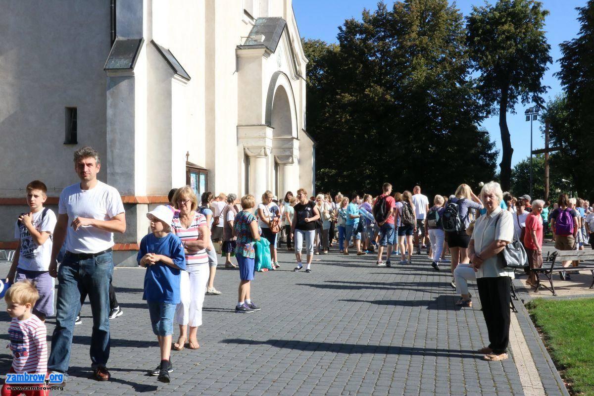 religia, Pielgrzymi drodze Hodyszewa [foto+video] - zdjęcie, fotografia