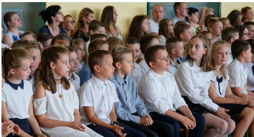 edukacja, Harmonogram rozpoczęcia szkolnego 2019/2020 zambrowskich szkołach - zdjęcie, fotografia