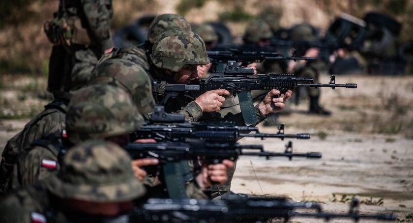 wydarzenia, Rekordowe szkolenie podlaskich terytorialsów - zdjęcie, fotografia