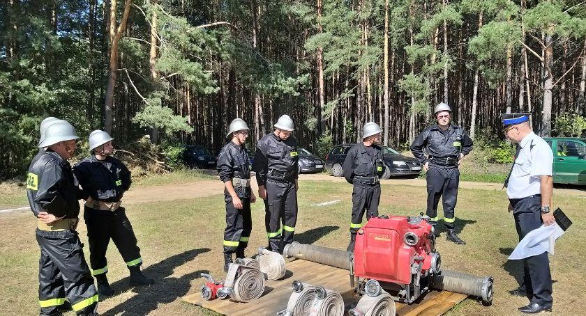 pożary i straż, Gminne Zawody Sportowo Pożarnicze Kołakach Kościelnych [foto] - zdjęcie, fotografia