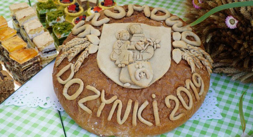 uroczystości obchody, Rolnicy świętowali Szumowie [foto] - zdjęcie, fotografia