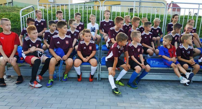 piłka nożna futsal, Piłkarskie wakacje Rutkach zakończone - zdjęcie, fotografia