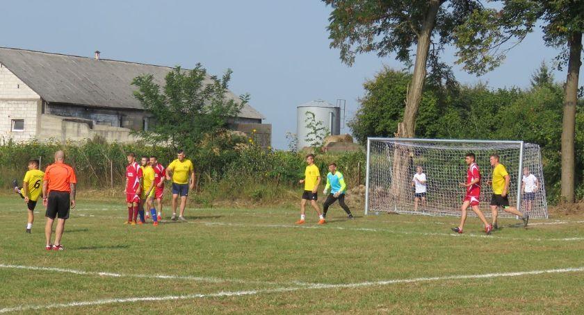 rekreacja wypoczynek, Turniej Piłki Nożnej Puchar Wójta Gminy Kołaki Kościelne rozstrzygnięty - zdjęcie, fotografia