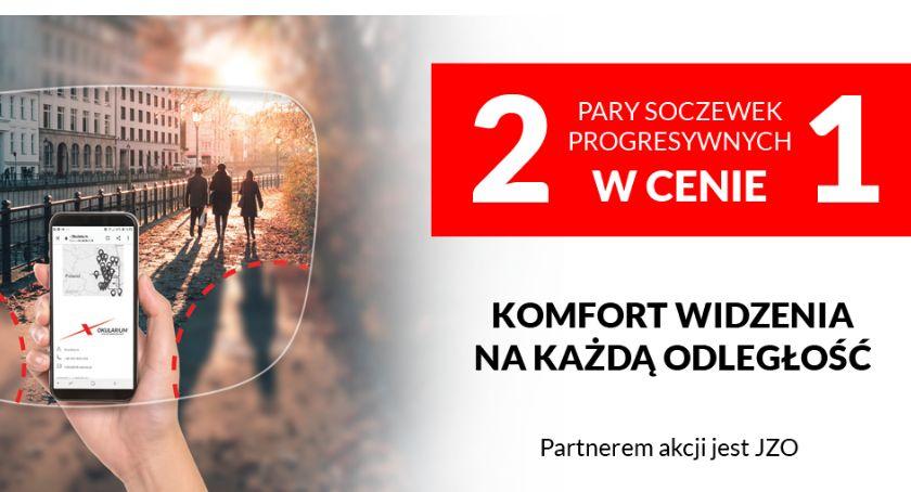 artykuł sponsorowany, Swoboda widzenia każdą odległość - zdjęcie, fotografia