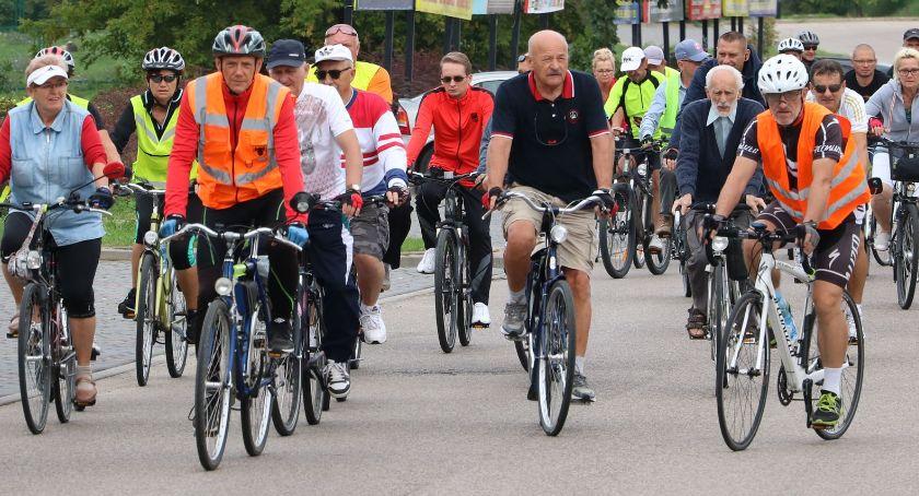 rowery i kolarstwo, Rowerzyści wybrali Rosochatego [foto] - zdjęcie, fotografia